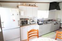 充実したキッチン設備
